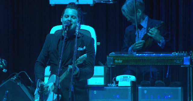 Watch Jack White's Full Coachella Set, Dedicated To The Transgender Community