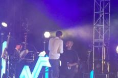 Kanye West Stromae Coachella