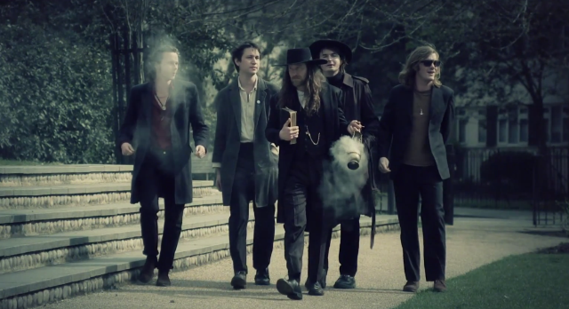 Palma Violets English Tongue Video