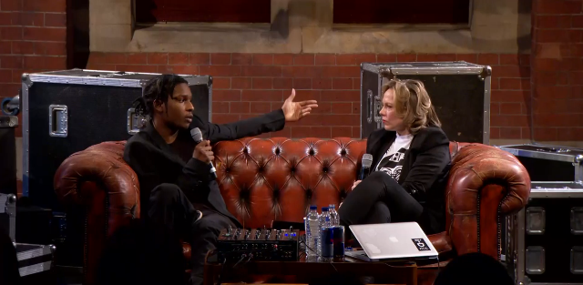 Watch A$AP Rocky's Red Bull Music Academy Lecture