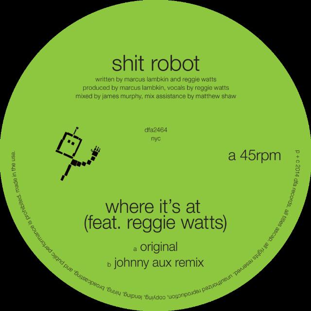 Shit Robot - Where Its At