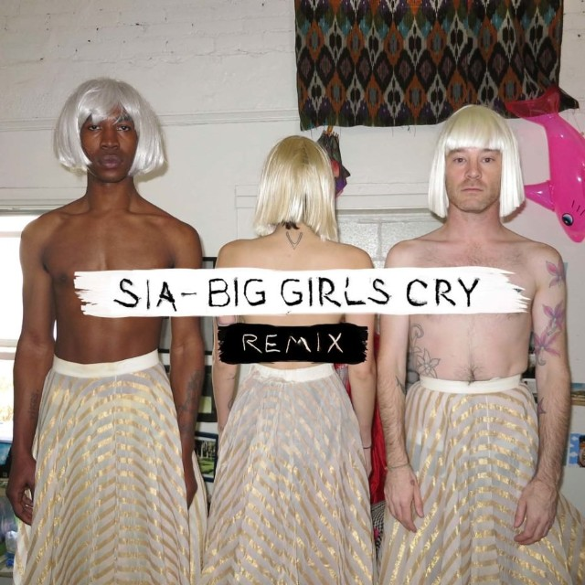 Sia - Big Girls Cry Bleachers Remix