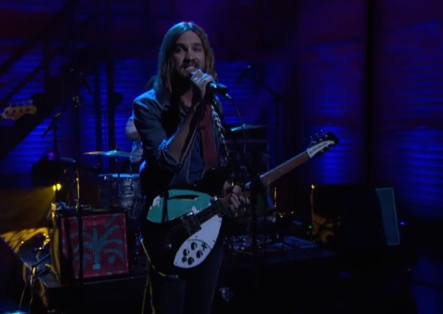 Tame Impala on Conan