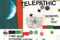Stream Telepathic <em>Powers Of Ten</em> EP