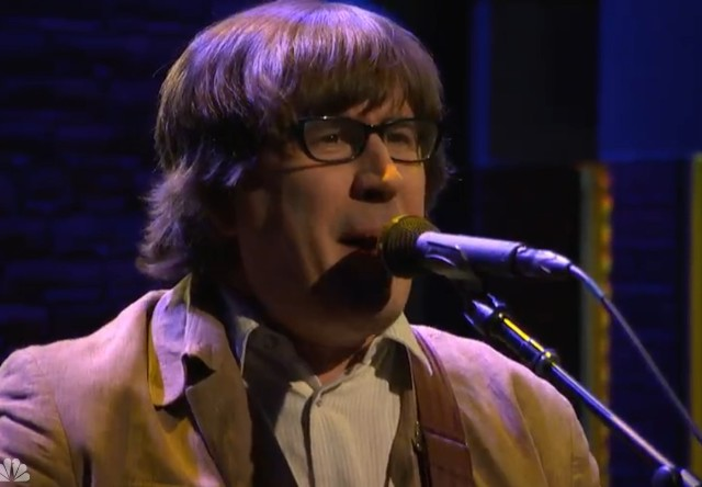 The Mountain Goats on Seth Meyers