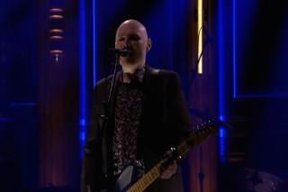Watch The Smashing Pumpkins Go Electric On <em>Fallon</em>, Acoustic On <em>Good Morning America</em>