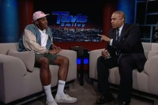 Watch Tyler, The Creator Talk About <em>Pleasantville</em> On <em>Tavis Smiley</em>