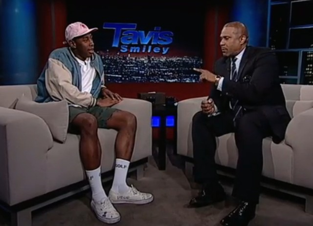 Tyler The Creator on Tavis Smiley