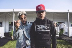 Vic Mensa and Chance The Rapper