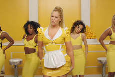 "Watch Method Man In Amy Schumer's ""Milk Milk Lemonade"" Booty Video"