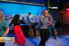 Watch Belle & Sebastian Play CBS This Morning