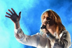 Florence + The Machine Broken Foot Coachella