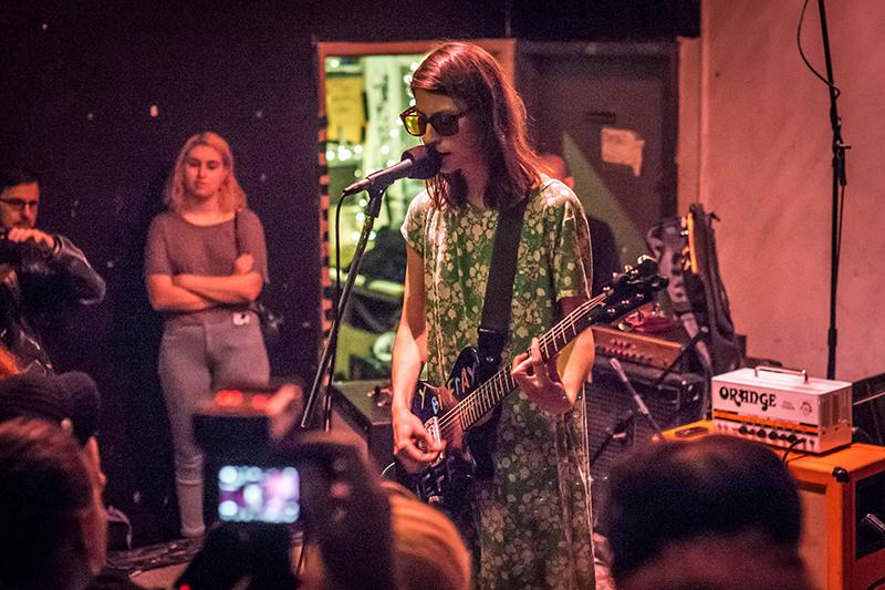 Photos: Colleen Green, Upset, Charly Bliss @ Shea Stadium, Brooklyn 4/10/15