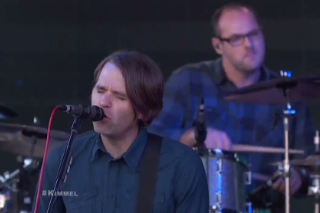 Watch Death Cab For Cutie Bring &#8220;Black Sun&#8221; And &#8220;No Room In Frame&#8221; To <em>Jimmy Kimmel</em>