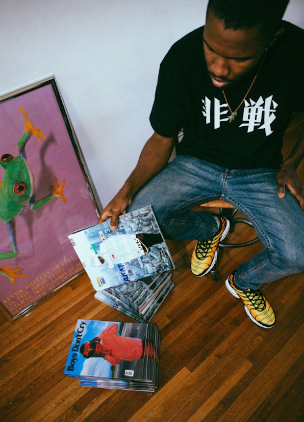 Frank Ocean's New Album Is Coming Out In July
