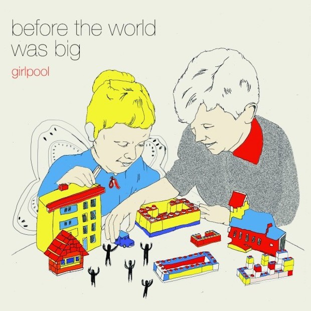 "Girlpool - ""Before The World Was Big"""