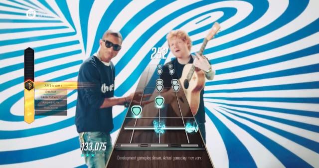Guitar Heroes Pharrell & Ed Sheeran