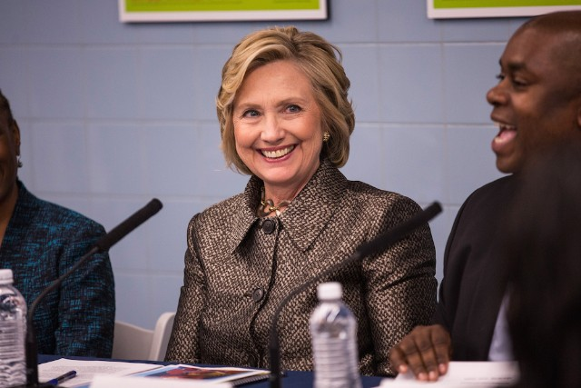 Clinton Library Releases Hillary's Handwritten Notes About Hootie & The Blowfish