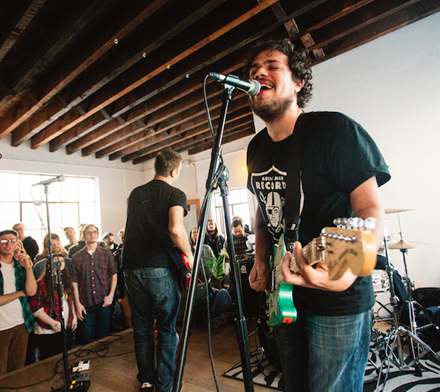 "Jeff Rosenstock - ""You, In Weird Cities"" Video"