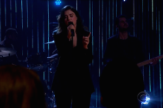 Watch Jessie Ware&#8217;s Stunning &#8220;Say You Love Me&#8221; Performance On <em>The Late Late Show</em>