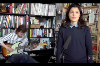 Watch Jessie Ware's Infinitely Poised Tiny Desk Concert