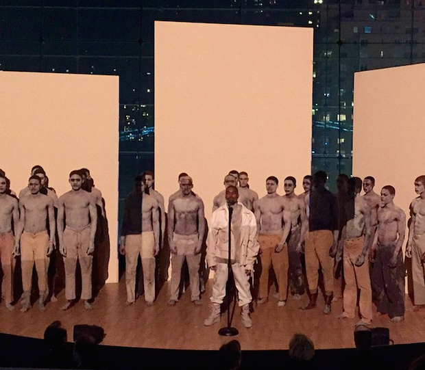 Kanye West Performs At Time 100 Gala, Is Not Amused By Amy Schumer