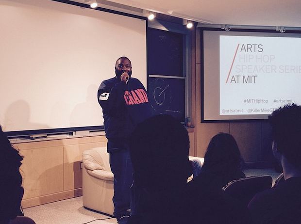 Watch Killer Mike Discuss Race Relations In MIT Lecture