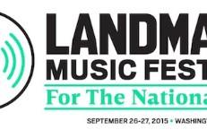 Landmark Festival Inaugural Lineup