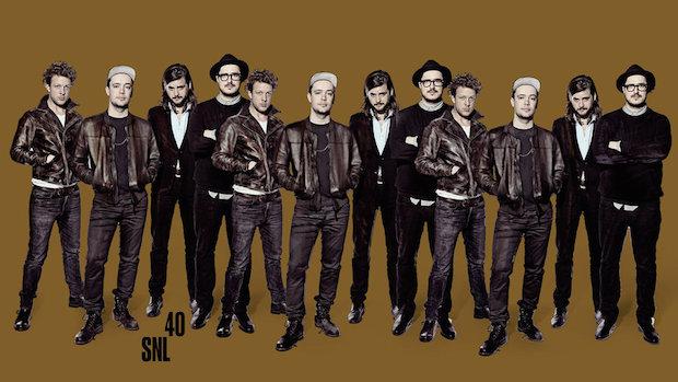 Watch Mumford & Sons Play Their New Singles On Saturday Night Live