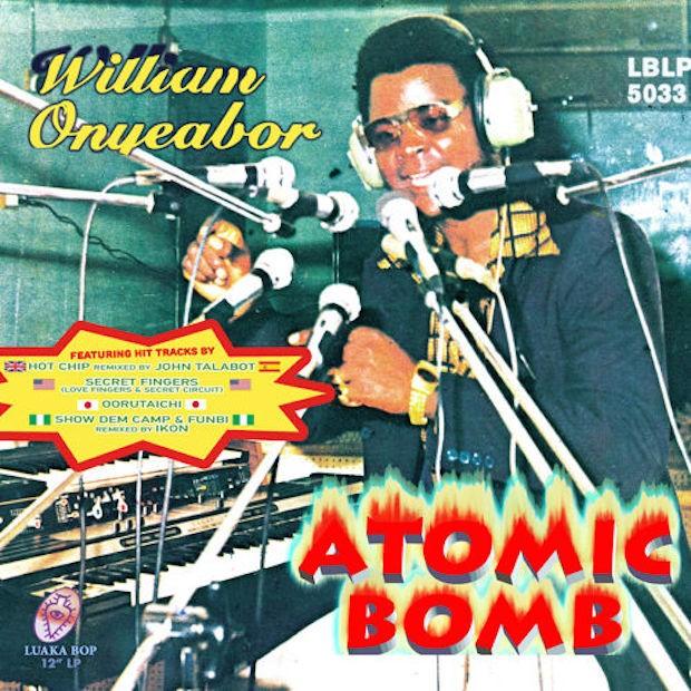 "Hot Chip - ""Atomic Bomb (John Talabot Remix)"" (William Onyeabor Cover)"