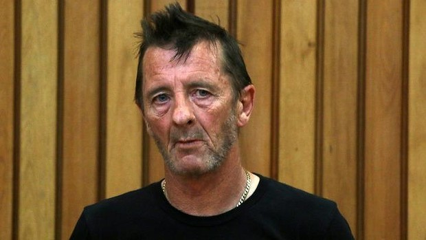 AC/DC Drummer Pleads Guilty To Threatening To Kill Assistant After His Solo Album Tanked, And Also To Possessing Meth