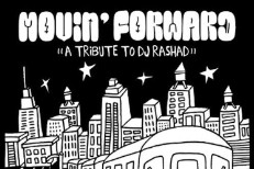 DJ Rashad Machinedrum Movin Forward