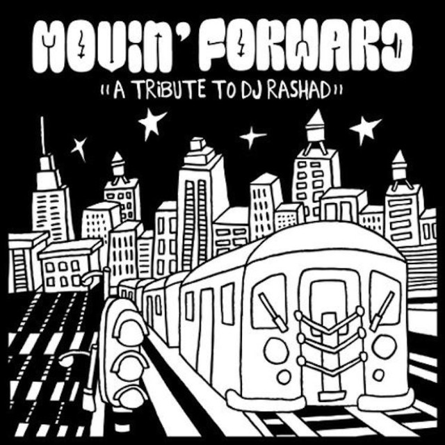 DJ Rashad Machinedrum Movin Forward