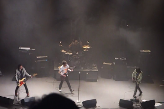 "Watch The Reunited Replacements Play ""Seen Your Video"" For The First Time In 24 Years"