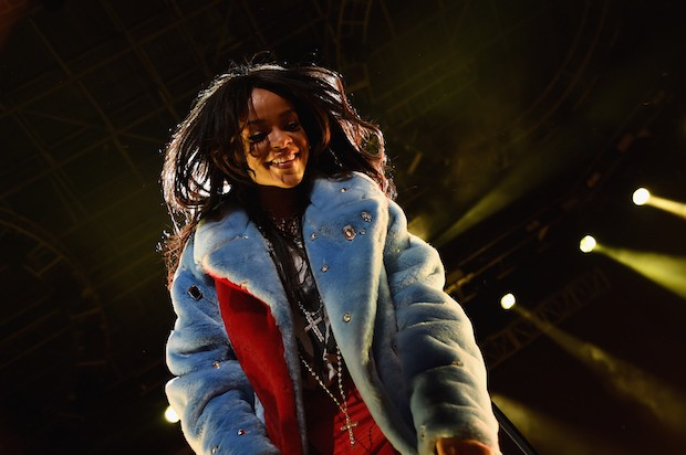 "Rihanna - ""American Oxygen"""
