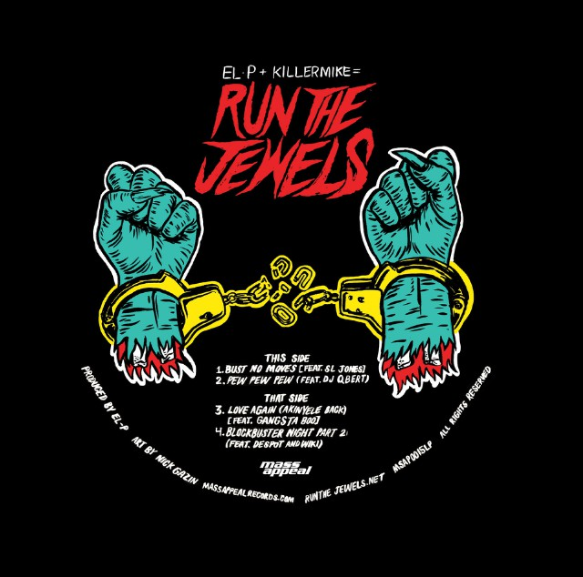 "Run The Jewels - ""But No Moves"" (Feat. SL Jones)"