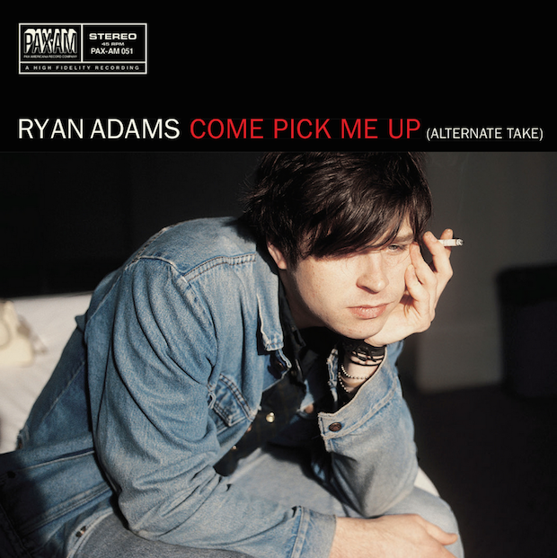"Ryan Adams - ""Come Pick Me Up"" (Alternate Take) & ""When The Rope Gets Tight"""