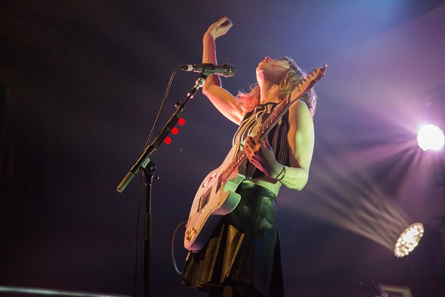 Livestream Sleater-Kinney's Austin City Limits Taping Right Here