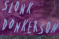 "Slonk Donkerson – ""Painted From Memory"" (Stereogum Premiere)"