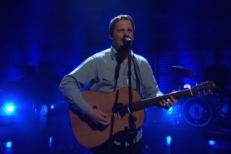 Watch Sturgill Simpson Bring Out The Big Guns For Conan