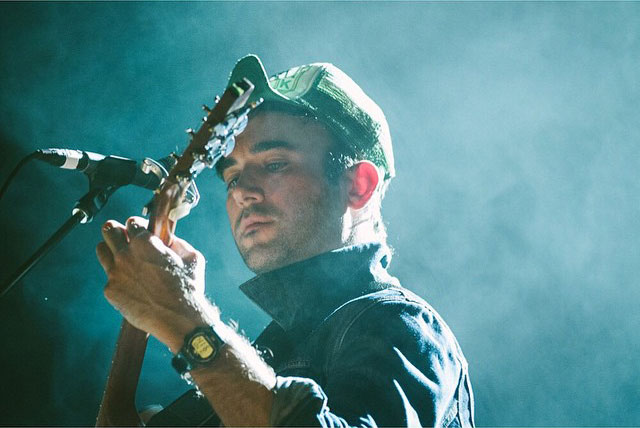 Okay, so what's the deal with Sufjan's hat? How did it get ...