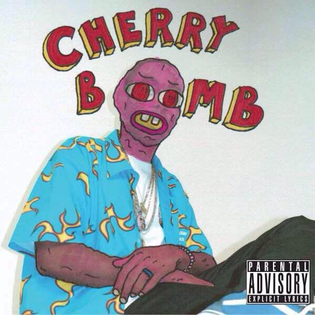 Tyler, The Creator's Cherry Bomb Is Out Now