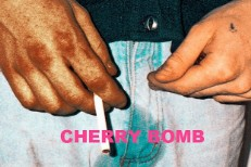 Tyler, The Creator Pisses His Pants On Alternate <em>Cherry Bomb</em> Cover