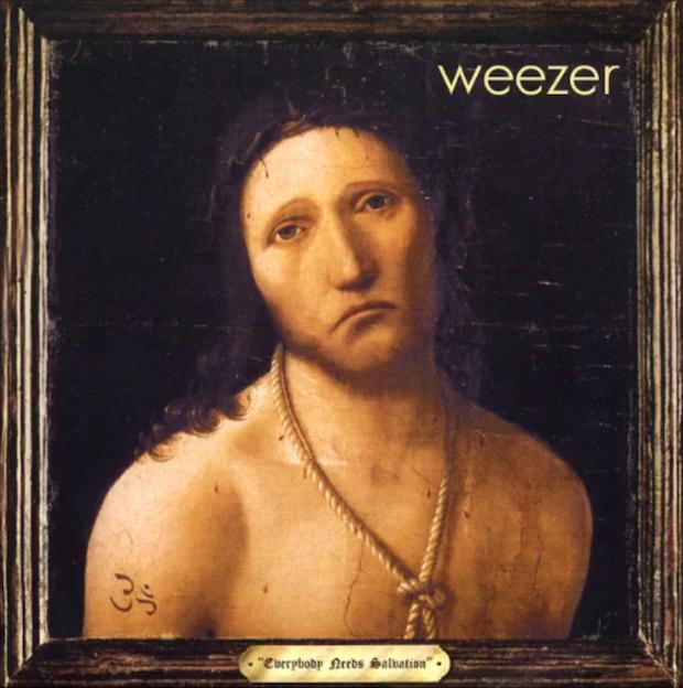 "Weezer - ""Everybody Needs Salvation"""