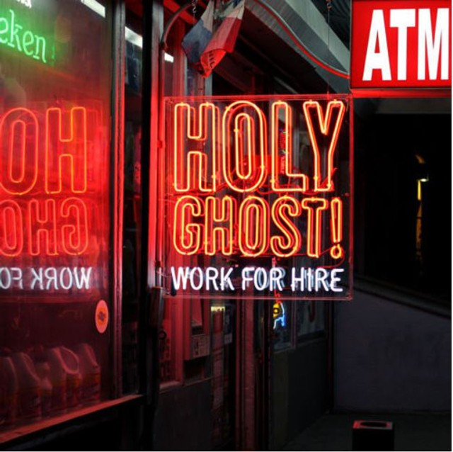 Stream Holy Ghost!'s Remix Collection WORK FOR HIRE