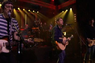 Watch Blur Reassemble, In All Their Glory, On <em>The Tonight Show</em>