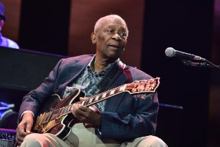 B.B. King Hospitalized Following Claims Of Elder Abuse