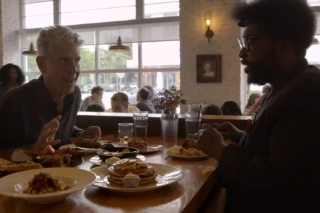 Preview Questlove And Iggy Pop&#8217;s Appearance On <em>Anthony Bourdain: Parts Unknown</em>