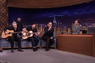 U2 Have Rescheduled Their Cancelled <em>Tonight Show</em> Visit For Next Week