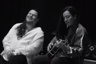 "Watch Jack Black & Jimmy Fallon Recreate Extreme's ""More Than Words"" Video"